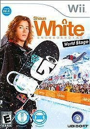 Shaun White Snowboarding: World Stage (Nintendo Wii, 2009)NEW