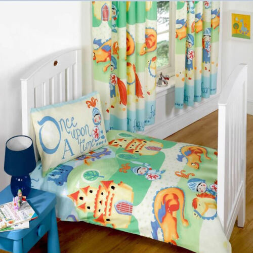 Camelot Knights and Dragons Bedding Duvet Curtains Range FREE P/&P