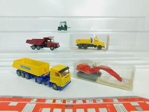Bo506-0-5-Wiking-1-87-coleccion-carretillas-elevadoras-still-kipper-Iveco-etc-Neuw-2x-OVP