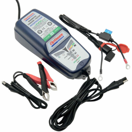 TM-291 10-step 12.8V//13.2V 5A Battery Saving Charger NEW OptiMATE Lithium 4s 5A