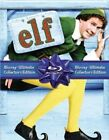 Elf Ultimate Collector's Edition 3 Discs 2 DVDs CD HO 2010 Blu-ray
