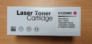 Compatible-Magenta-Toner-For-Dell-1250-1250c-1350-1350cnw-1355-1355cn-593-11142