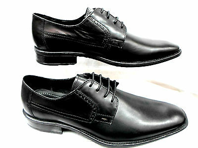 MENS ROYAL CLASS HERREN BUSINESS-SCHUHE LEATHER FORMAL EVENING LACE UP SHOES,