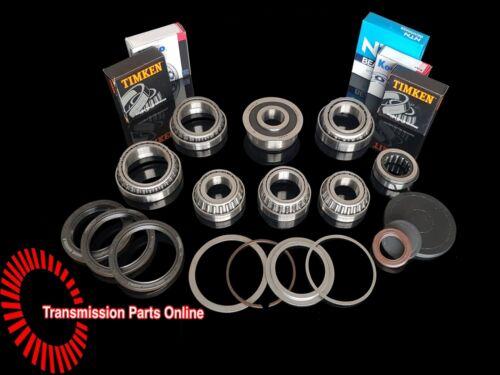 VW Touran 2.0 TDi 02Q 6 Speed Late Gearbox Bearing /& Seal Repair Kit