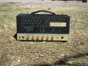 Carl's Custom Amps British Vintage 12 to 1/10W  Plexi Tones with Power Scaling