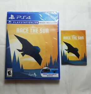 Details about Race the Sun PS4 VR Mode Limited Run Games 198