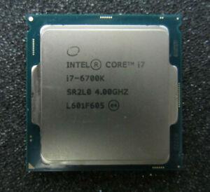 Intel Core i7-6700K, 4x 4.00GHz, tray Sockel 1151 (LGA) (SR2L0)