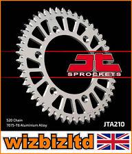 JT Alloy 50 Tooth Rear Sprocket Honda CRF230 F-A,B,C,D,E,F,G 2003-16 JTA21050