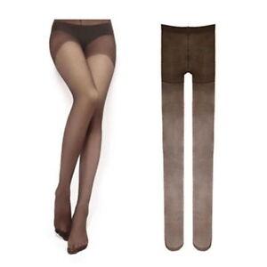 NEW-Ladies-Thin-Semi-Hyaline-Sheer-Tights-Pantyhose-Stockings-Socks-Full-Foot-GK