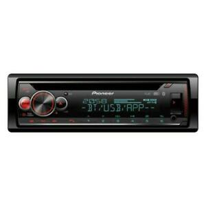 Pioneer DEH-S720DAB 1-DIN Bluetooth Car CD Player