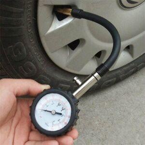 Fahrzeug-Lkw-Auto-Reifen-Reifen-Luftdruckpruefer-0-100PSI-Tester-Dial-A