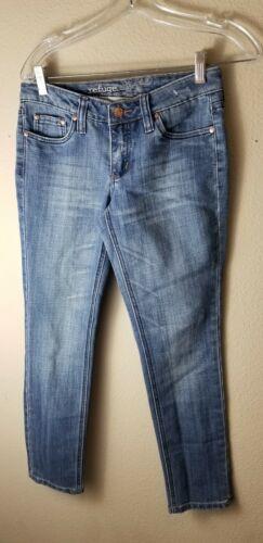 Vintage Refuge Women's Jeans Size 5s Blue Denim St