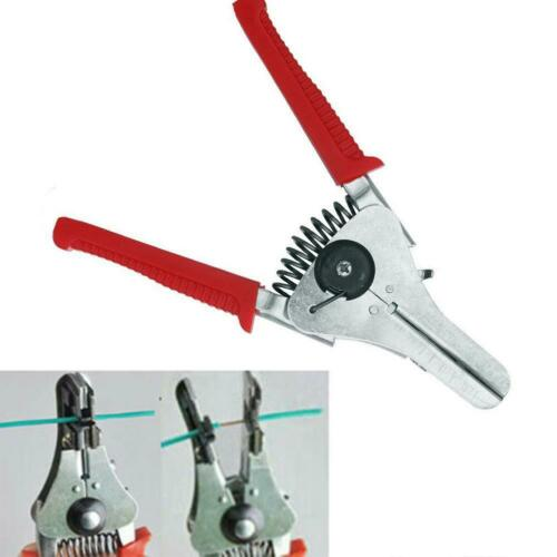 Automatic Cable Wire Stripper Stripping Crimper Crimping Cutter Tool Plier W8R9