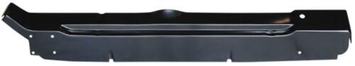 Cab Floor Outer Side 67-72 Chevy /& GMC Pickup Blazer Jimmy Suburban-LEFT
