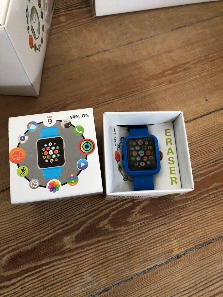 Skole/undervisning, Viskelæder / smart Watch , Watch
