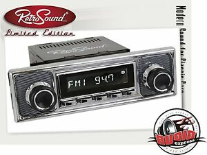 retro sound san diego komplett set becker digital radio. Black Bedroom Furniture Sets. Home Design Ideas