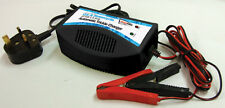 12 Volt 1.5Amp Car Van Bike Motorhome Automatic Trickle Battery Charger #SWTBC