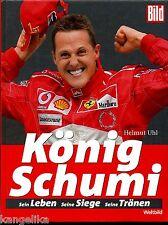 König Schumi --Sein Leben-Seine Siege-Seine Tränen--Helmut Uhl-