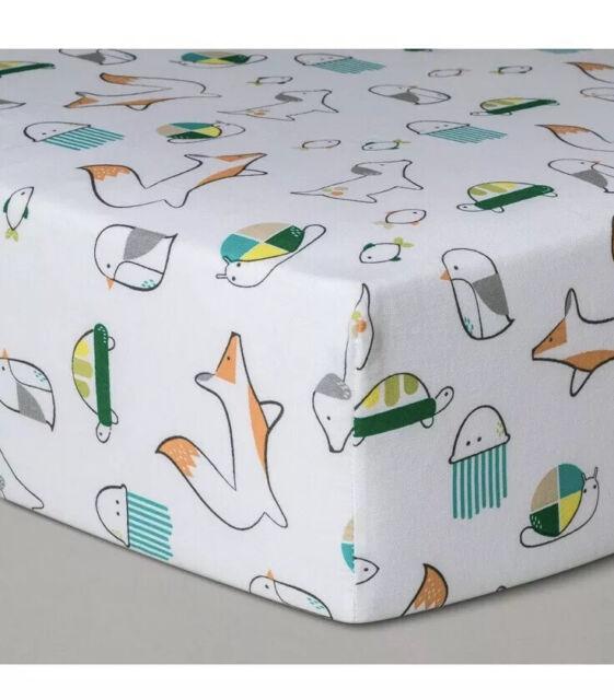 Sweet Jojo Designs Crib Toddler Fitted Sheet Minky Dot Bedding White Microsuede