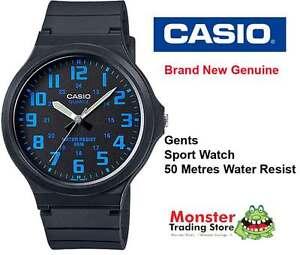 CASIO-WATCH-SPORTS-WATER-RESISTANT-MW-240-2BVD-12-MONTH-WARRANTY