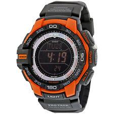 Casio Pro Trek Digital Black Resin Mens Watch PRG-270-4CR