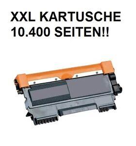 XXL-Tonerkartusche-wie-Brother-TN-2220-10-400-Seiten-4-fache-Kapazitaet