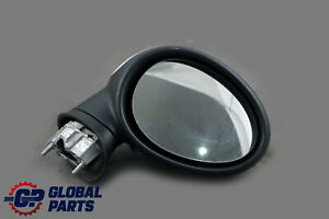 BMW-Mini-Cooper-One-R55-R56-Right-Door-Wing-Mirror-Power-Fold-O-S-White-7-Pins