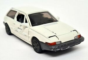 AHC 1/43 - Volvo 480 ES 1987 White Diecast Scale Model Car Unboxed - 481