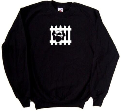 Sheep Stuck Funny Sweatshirt