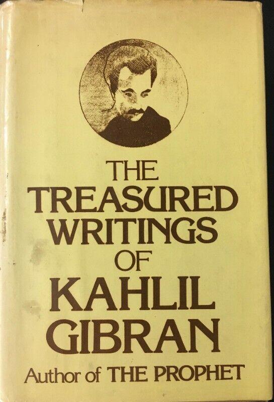 THE TREASURED WRITINGS OF KAHLIL GABRAN