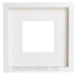 ikea ribba rahmen in wei 23x23x4 5 cm bilderrahmen fotorahmen photorahmen neu ebay. Black Bedroom Furniture Sets. Home Design Ideas