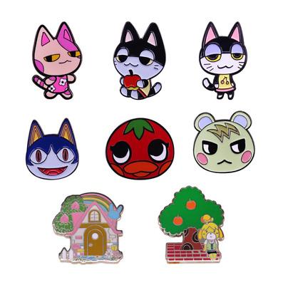Animal Crossing Isabelle Hard Enamel Pin