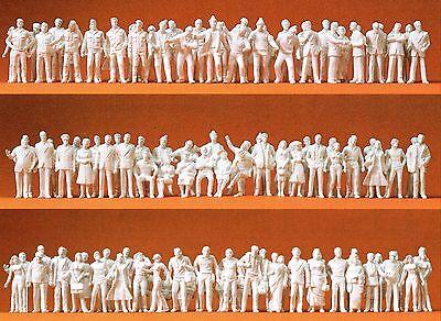 190 Unbemalte Personaggi Per L'architettura Modellismo Preiser 74090 Scala 1:100-ellbau Preiser 74090 Maßstab 1:100 It-it Mostra Il Titolo Originale Con Una Reputazione Da Lungo Tempo