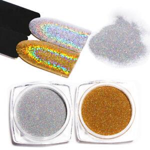 Holografica-laser-polvo-ultra-delgada-de-unas-brillante-Arte-de-unas-manicura