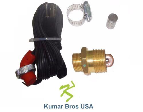 New Kubota Block Heater M105S
