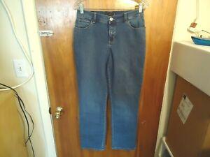 Womens-Lee-Classic-Fit-Size-4-Short-Blue-Jean-Pants-034-BEAUTIFUL-PAIR-034