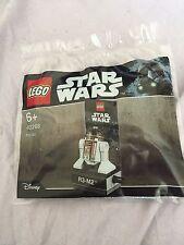 NEW & UNOPENED Lego Star Wars R3-M2 Polybag Set 40268 Item 6177628