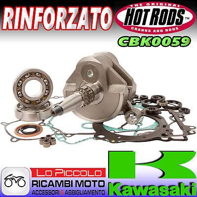 K056 KIT CUSCINETTI ALBERO MOTORE HOT RODS Kawasaki KLX 450R 2008-2013