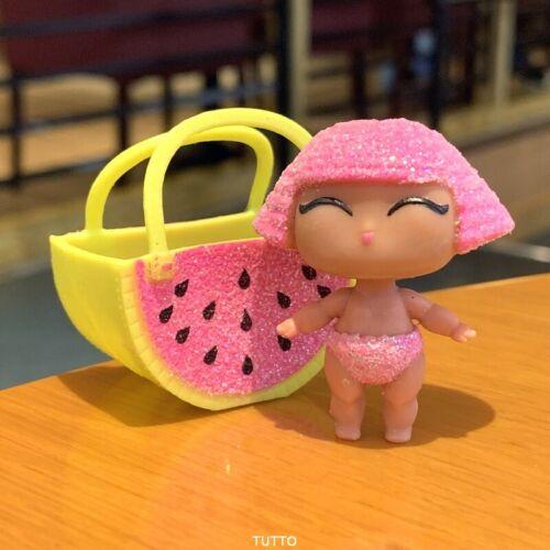 Lot 3 LOL Surprise LiL Sisters SPLASH /& Crystal /& GLITTER QUEEN CLUB dolls sdit