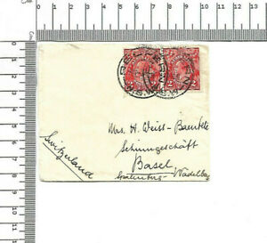 1931 N.S.W. Australia to Switzerland Basilea; 60165