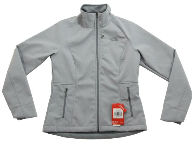 f9d168d34 North Face Womens Apex Bionic 2 Jacket A2rdy Light Heather/mid Grey Medium