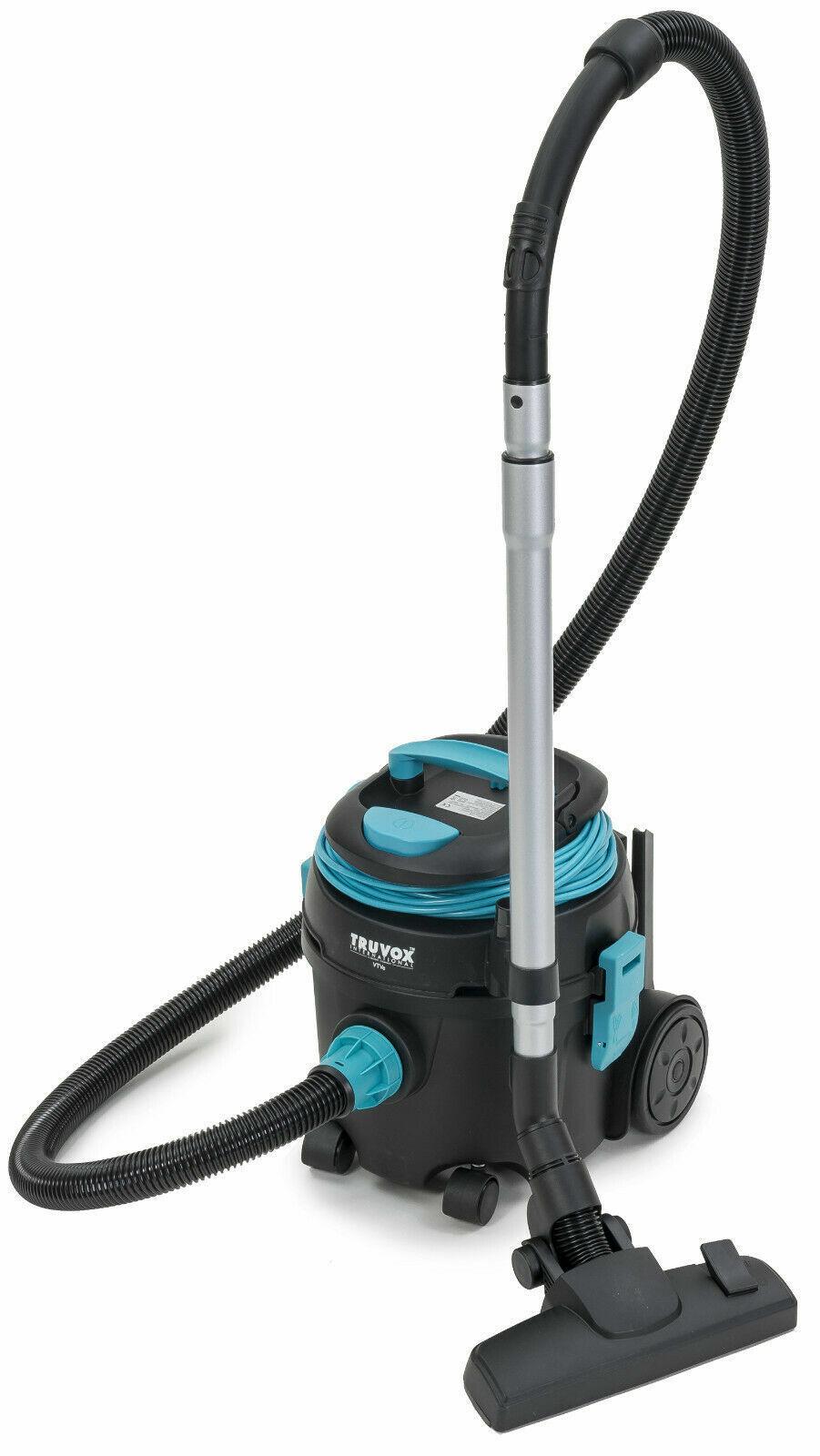 Truvox VTVe Commercial Dry Tub Vacuum Cleaner not numatic henry, Karcher T10/1