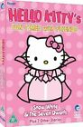 Hello Kitty S Fun Times With Friends Snow White and The 5024952963737 DVD
