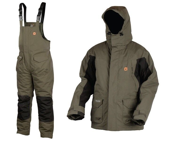 Prologic HighGrade Thermo Suit thermoanzug Hiver Costume Veste et pantalon très chaud