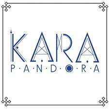 K-Pop Kara - 5 th album Pandora (KARA05MN)