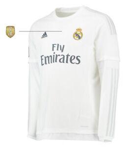 Bale Trikot Adidas Real Madrid 2016-2017 Away WC Kroos 128-XXL Ronaldo