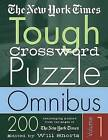 The New York Times Tough Crossword Puzzle Omnibus: 200 Challenging Puzzles from the New York Times by The New York Times (Paperback / softback, 2004)