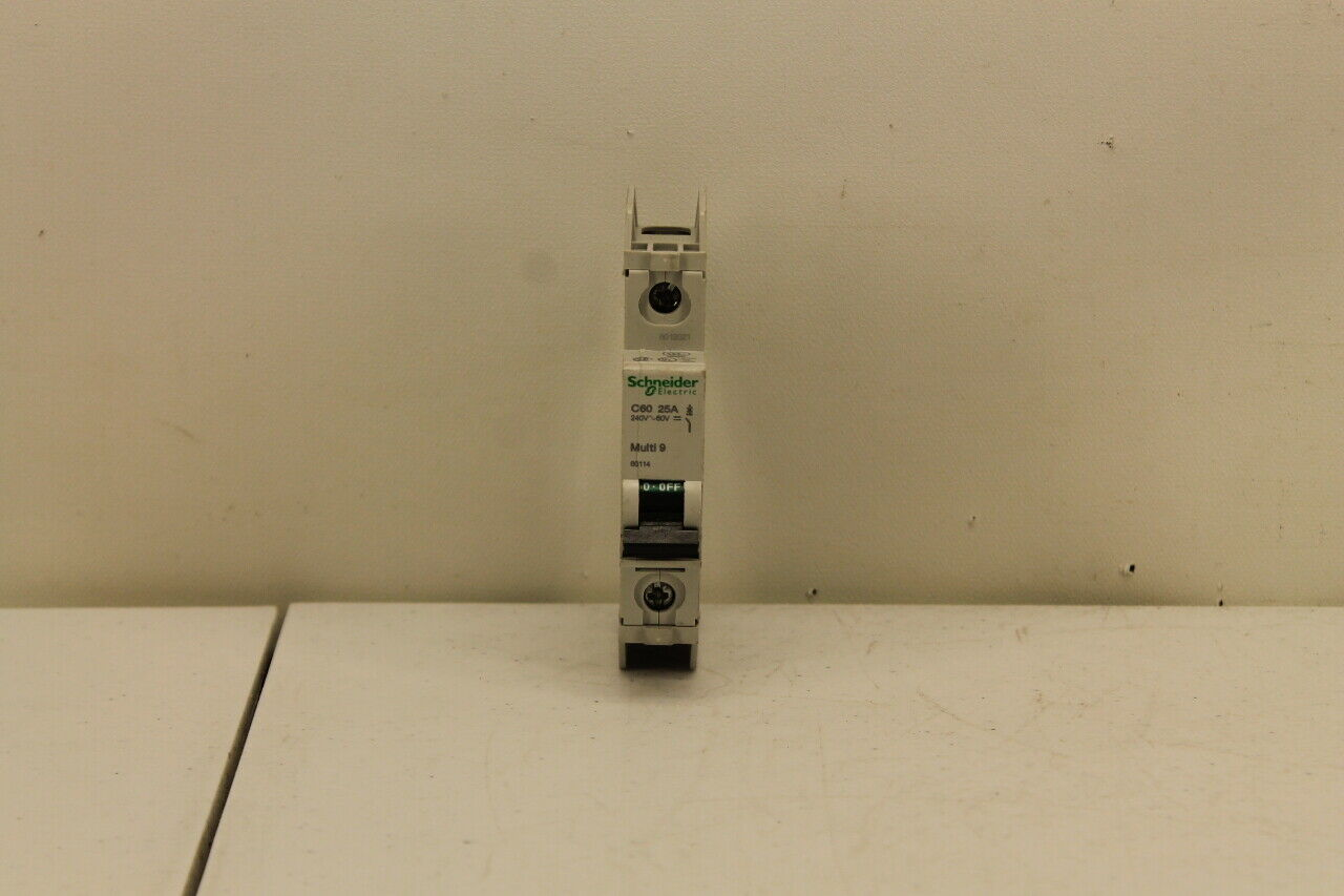 25A Schneider Electric Miniature 22K QOB225VH Square D 2P