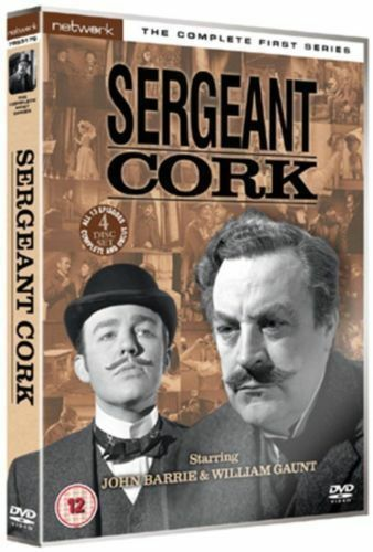1 of 1 - CRIME DRAMA= Sergeant Cork - Series 1 - Complete (4-Disc) =RUNTIME 10 HOURS+