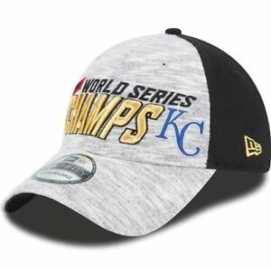 f42c62dbe07 Kansas City Royals New Era 39THIRTY MLB World Series Champions ...